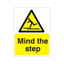Mind The Step Non Slip Floor Sign