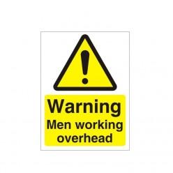 Warning Men Working...