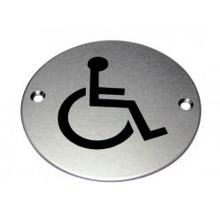 Disabled Symbol Premier Door Sign