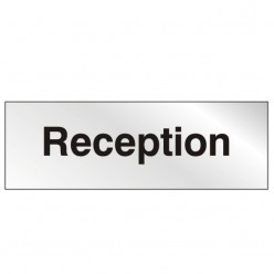 Prestige Reception Sign