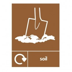 Soil Recycling Sign