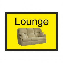 Lounge Dementia Sign 300 x...