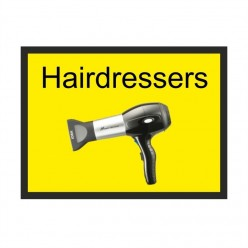 Hairdressers Dementia Sign...