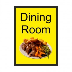Dining Room Dementia Sign...