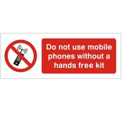 Do Not Use Mobile Phones...