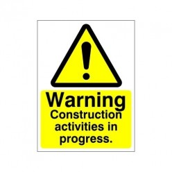 Warning Construction...