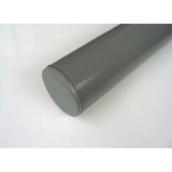 Plastic coated post