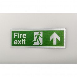 Prestige Fire Exit Arrow Up...