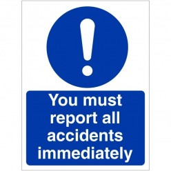 You Must Report All...
