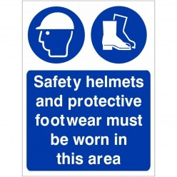 Safety Helmets And...