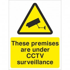 These Premises Are Under...