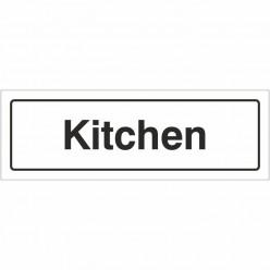 Kitchen Sign 300 x 100mm
