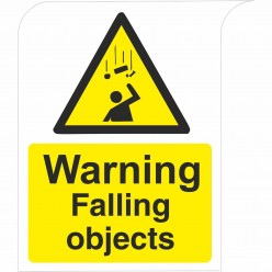 Warning Falling Objects...