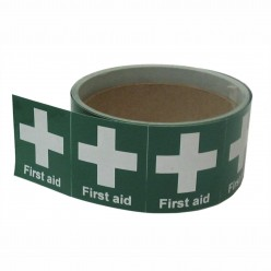 First Aid Helmet Stickers...