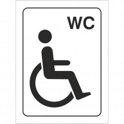 Disabled WC Toilet Door...