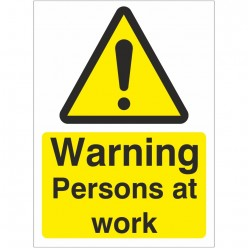 copy of Warning Men At Work...