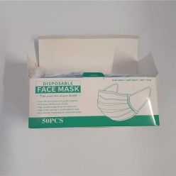 50 x Disposable Masks