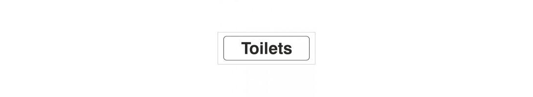 Toilet & Washroom Signs