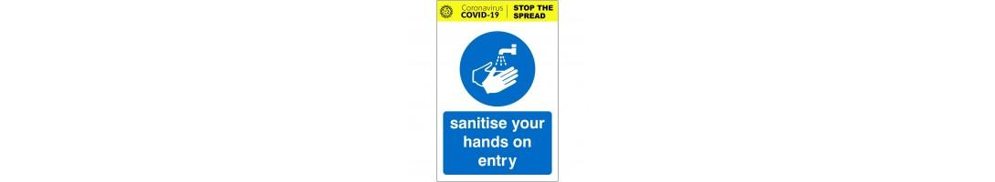 Hygiene Signs