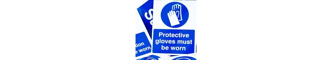 Hand Protection Signs